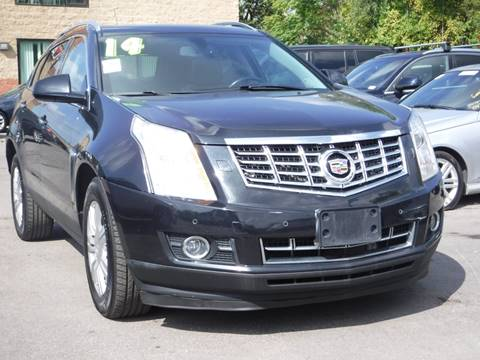 2014 Cadillac SRX for sale at Car Source in Detroit MI