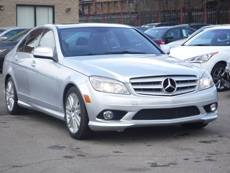 2009 Mercedes-Benz C-class car for sale in Detroit