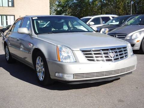 2009 Cadillac DTS for sale at Car Source in Detroit MI