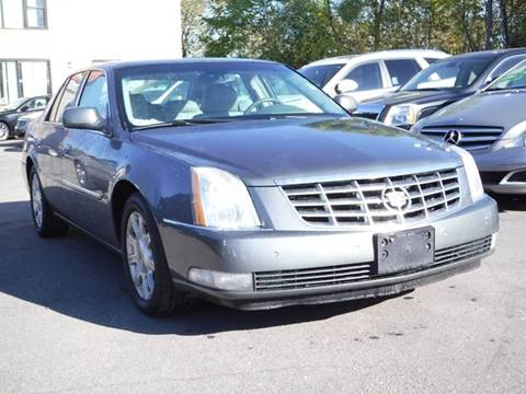 2008 Cadillac DTS for sale at Car Source in Detroit MI