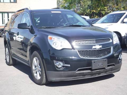 2013 Chevrolet Equinox for sale at Car Source in Detroit MI