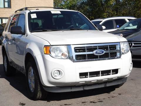 2011 Ford Escape for sale at Car Source in Detroit MI
