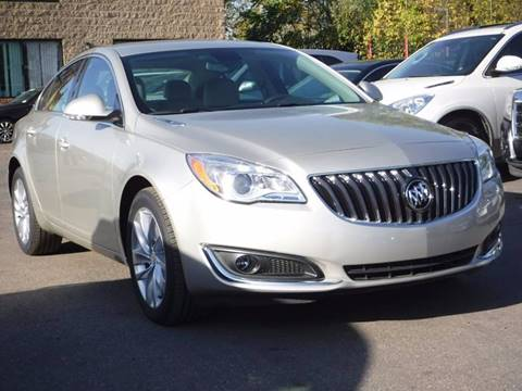 2015 Buick Regal for sale at Car Source in Detroit MI