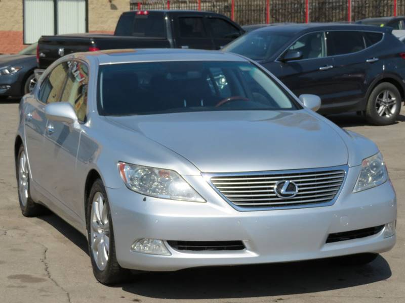 2007 Lexus Ls 460 car for sale in Detroit