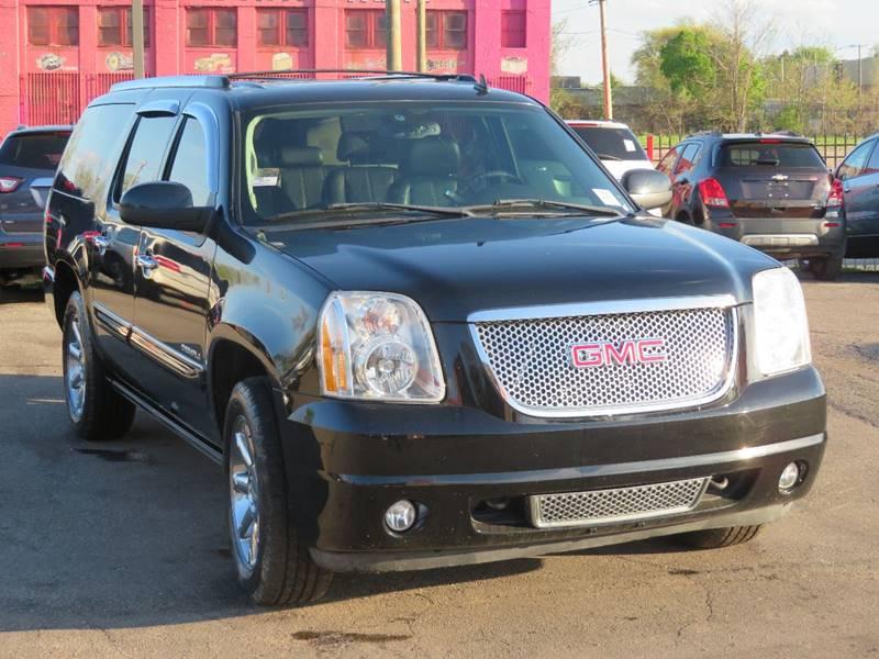 2008 Gmc Yukon Xl car for sale in Detroit