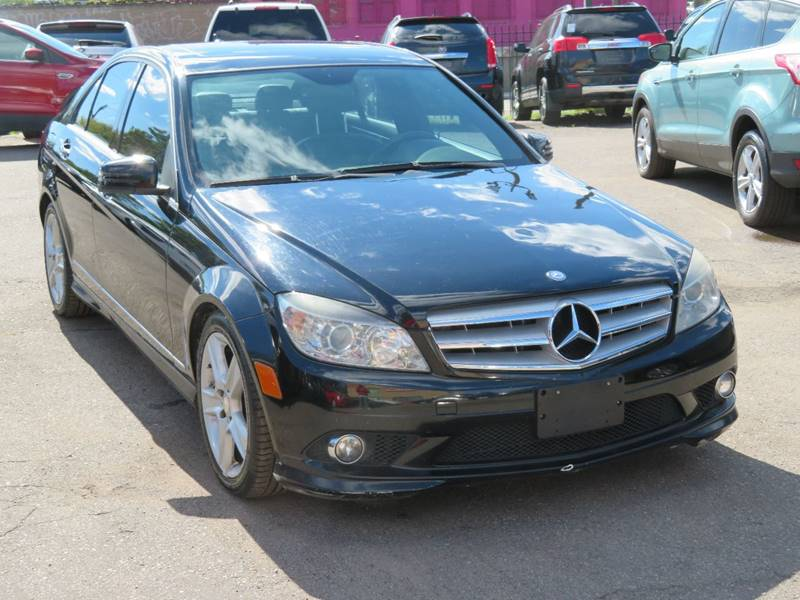 2010 Mercedes-Benz C-class car for sale in Detroit