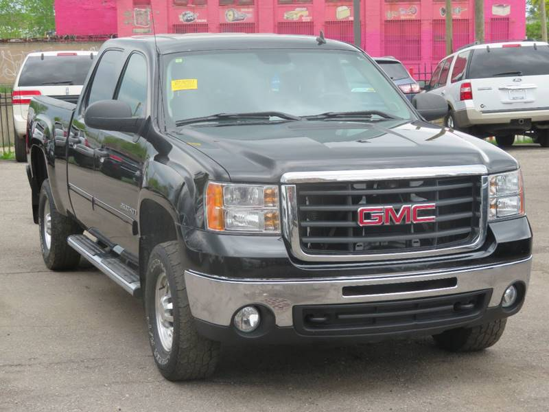 2009 Gmc Sierra 2500hd car for sale in Detroit