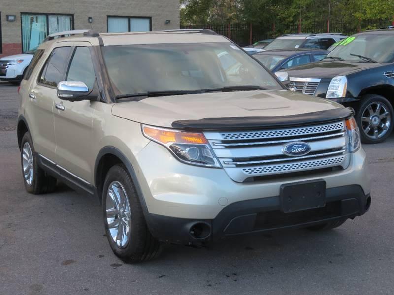 2011 Ford Explorer car for sale in Detroit