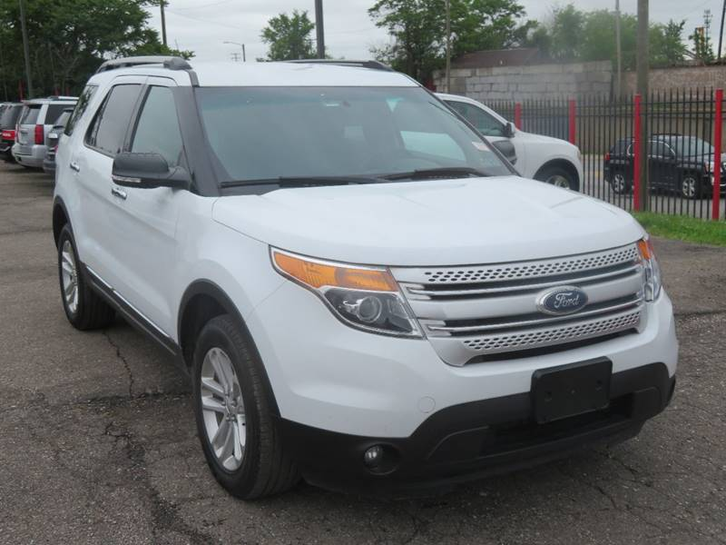 Car Source Detroit >> Detroit Used Car For Sale 2015 Ford Explorer 48203 At Car