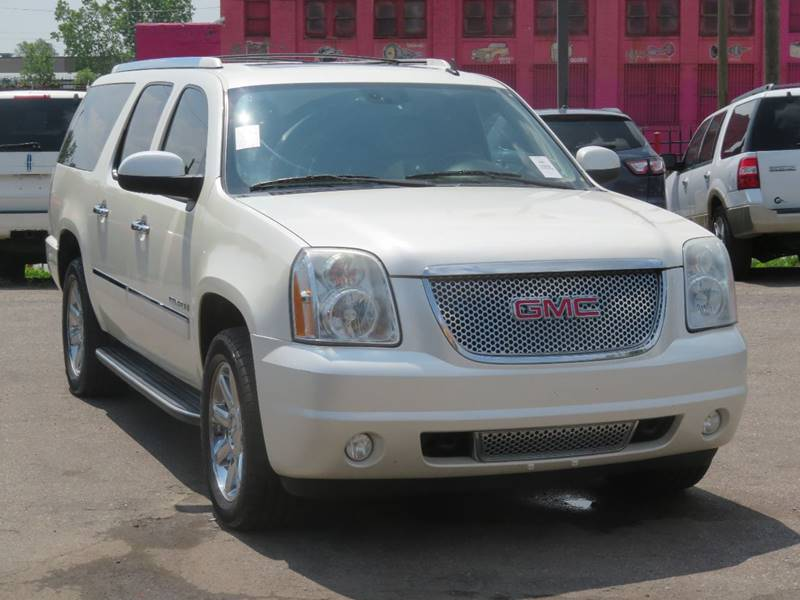 2009 Gmc Yukon Xl car for sale in Detroit