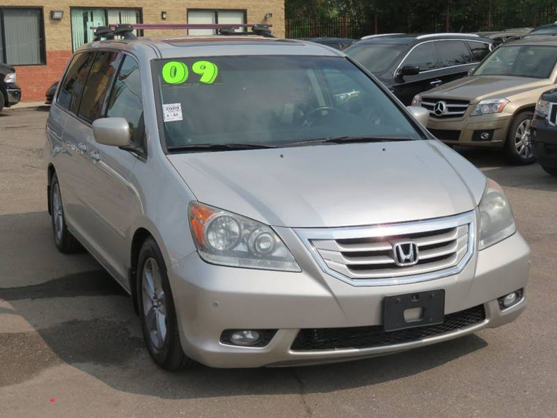 2009 Honda Odyssey car for sale in Detroit