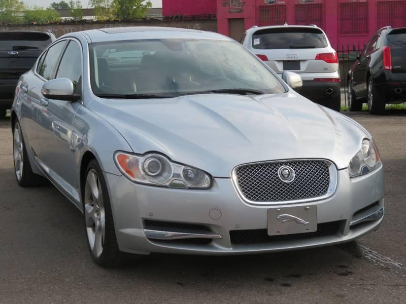 2009 Jaguar Xf car for sale in Detroit