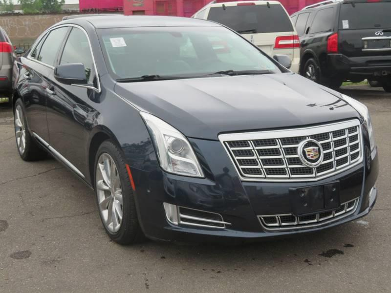 2014 Cadillac Xts Luxury Collection In Detroit Mi Car Source