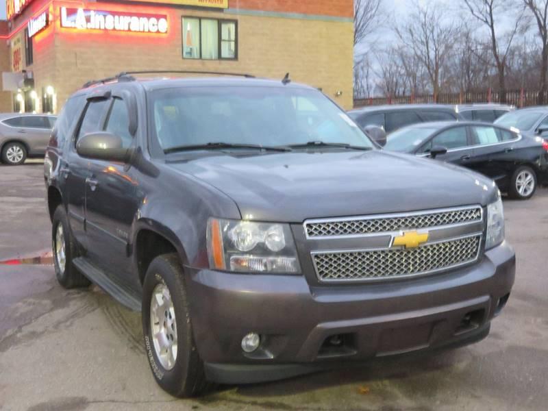 2010 Chevrolet Tahoe car for sale in Detroit