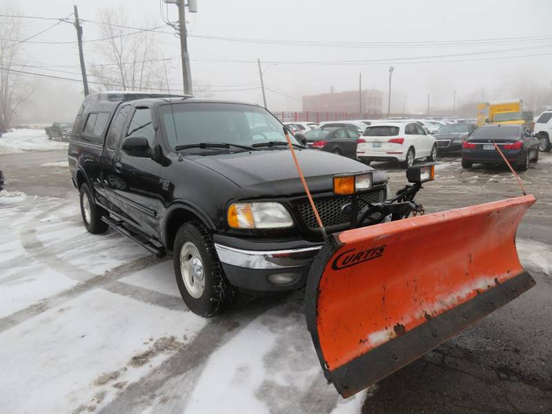2001 Ford F-150 car for sale in Detroit