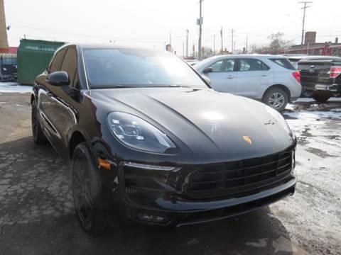 2017 Porsche Macan for sale in Detroit, MI