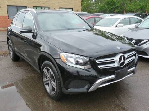 2017 Mercedes-Benz GLC for sale in Detroit, MI