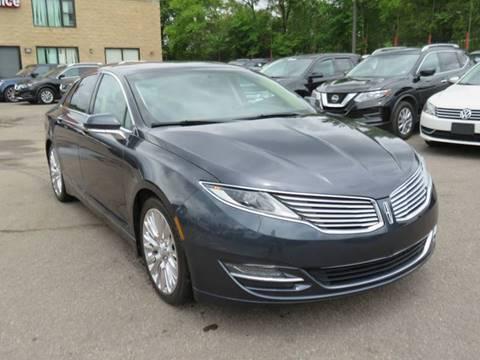 2013 Lincoln Mkz For Sale >> Lincoln Mkz For Sale In Detroit Mi Car Source