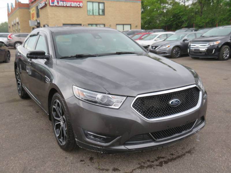 Car Source Detroit >> Detroit Used Car For Sale 2015 Ford Taurus 48203 At Car