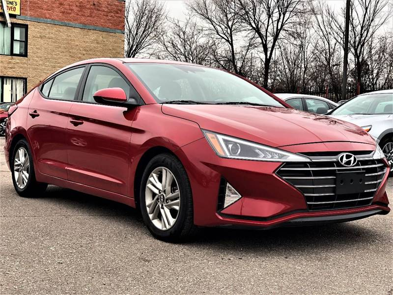Car Source Detroit >> Detroit Used Car For Sale 2019 Hyundai Elantra 48203 At Car
