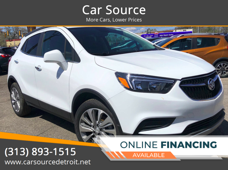2020 Buick Encore for sale at Car Source in Detroit MI