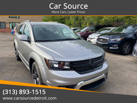 2020 Dodge Journey for sale at Car Source in Detroit MI