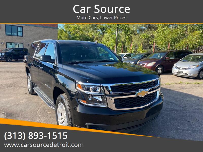 2019 Chevrolet Suburban for sale at Car Source in Detroit MI