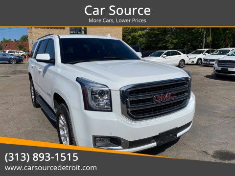 2019 GMC Yukon for sale at Car Source in Detroit MI