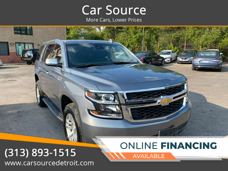 2019 Chevrolet Tahoe for sale at Car Source in Detroit MI