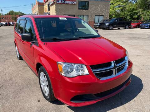 2013 Dodge Grand Caravan for sale at Car Source in Detroit MI