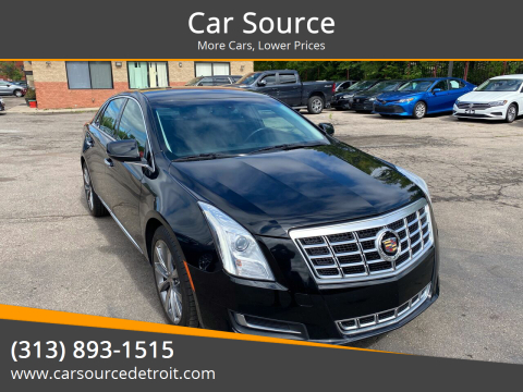 2015 Cadillac XTS Pro for sale at Car Source in Detroit MI