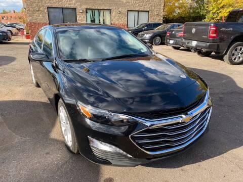 2020 Chevrolet Malibu for sale at Car Source in Detroit MI