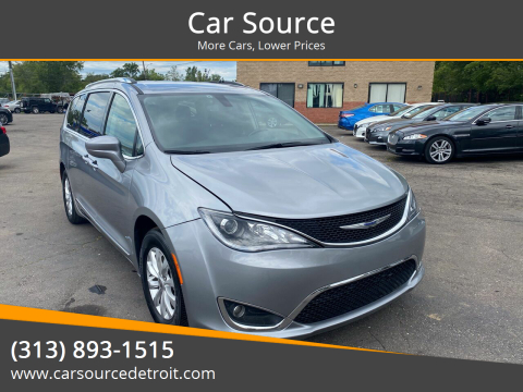 2019 Chrysler Pacifica for sale at Car Source in Detroit MI