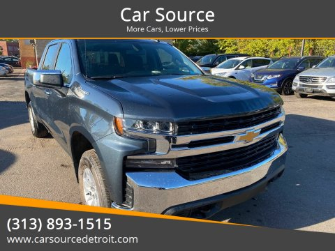 2020 Chevrolet Silverado 1500 for sale at Car Source in Detroit MI