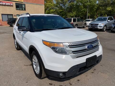 2015 Ford Explorer for sale at Car Source in Detroit MI