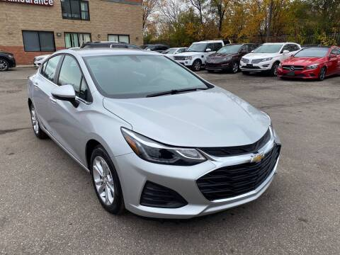 2019 Chevrolet Cruze for sale at Car Source in Detroit MI