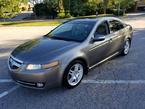 2008 Acura TL for sale in Raleigh, NC