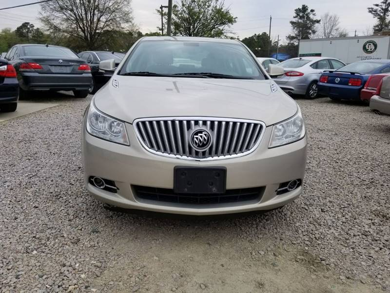 in for cxl buick raleigh lacrosse by sale dealer