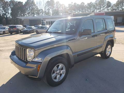 2012 Jeep Liberty for sale in Raleigh, NC