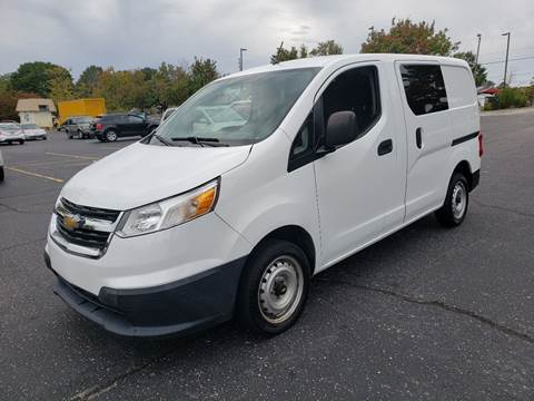 2015 Chevrolet City Express Cargo for sale in Raleigh, NC