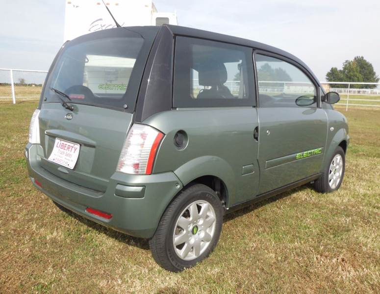 2010 Zenn Electric Car Zero Emissions No Noise - Mounds OK