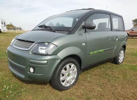2010 Zenn Electric Car