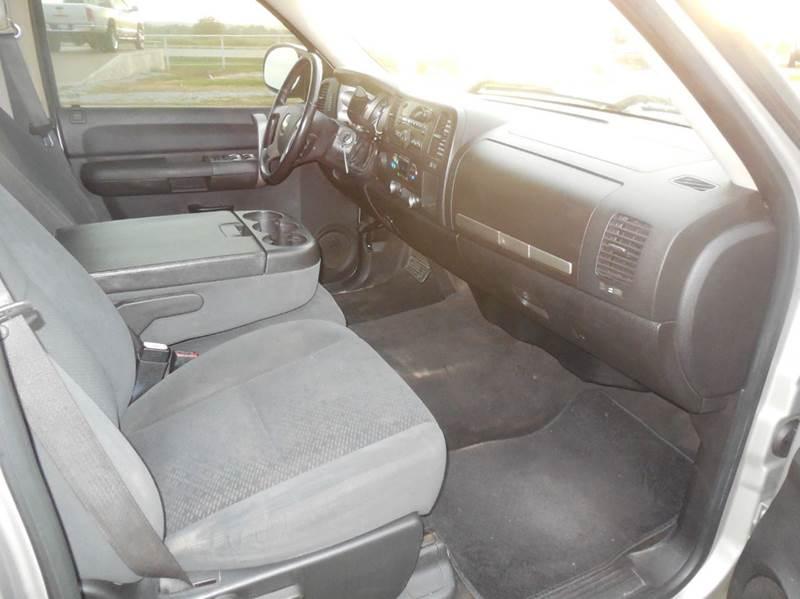 2007 Chevrolet Silverado 1500 LT1 4dr Crew Cab 4WD 5.8 ft. SB - Mounds OK