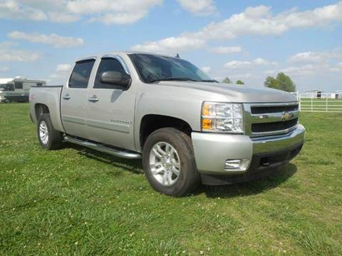 2007 Chevrolet Silverado 1500 for sale in Mounds, OK