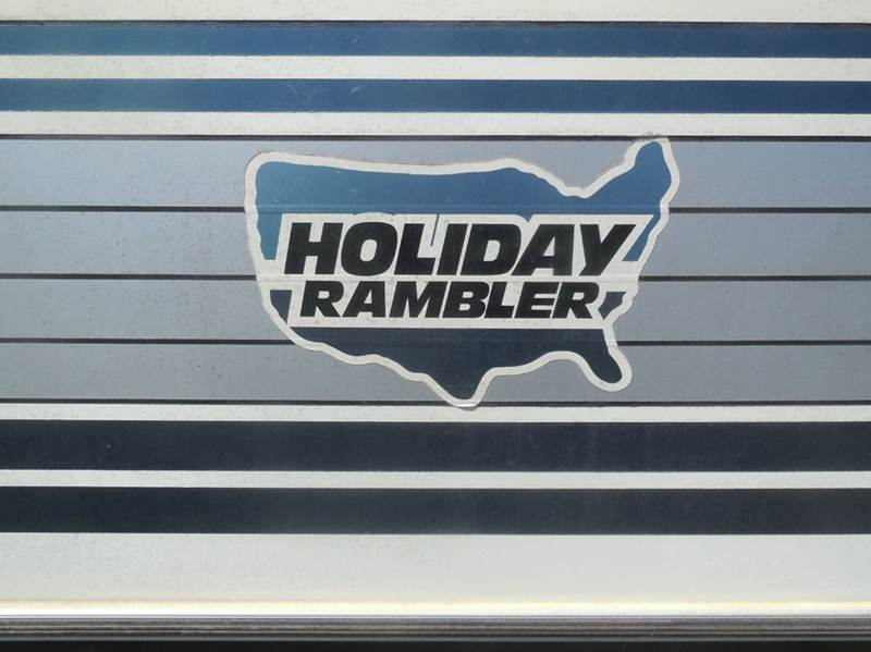 1989 Holiday Rambler Motor Home Aluma-Lite - Mounds OK