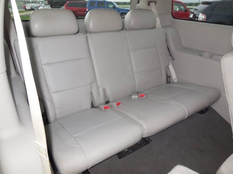 2009 Chrysler Aspen 4x4 Limited 4dr SUV - Mounds OK