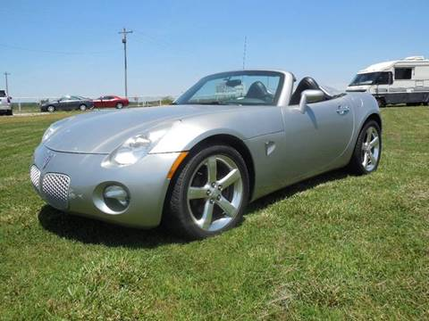 2006 Pontiac Solstice for sale in Mounds, OK