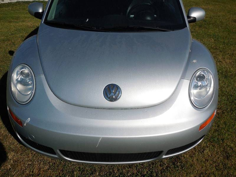 2006 Volkswagen New Beetle TDI 2dr Coupe w/Automatic - Mounds OK