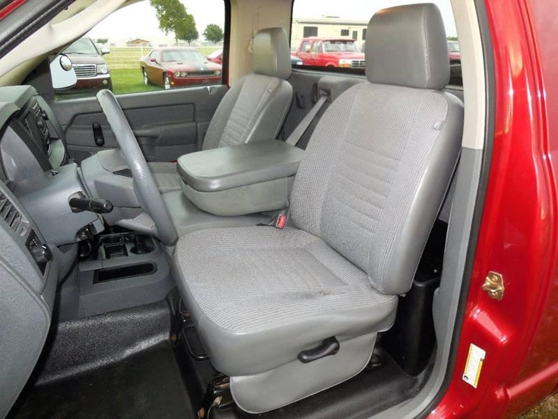 2007 Dodge Ram Pickup 3500 ST 2dr Regular Cab LB DRW - Mounds OK