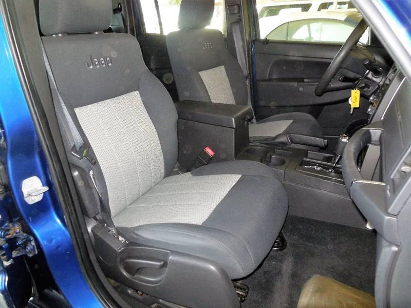2009 Jeep Liberty 4x4 Sport 4dr SUV - Mounds OK